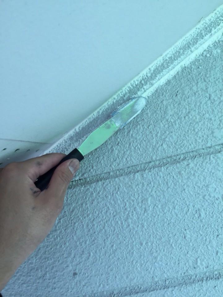 外壁シーリング補修 1