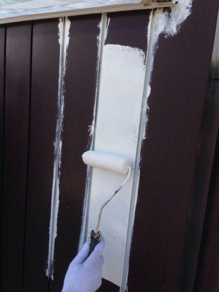 9.2外壁下塗り