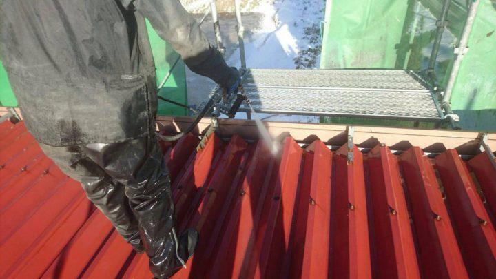 1.17屋根洗浄