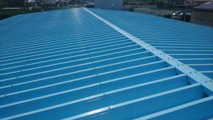 屋根 遮熱塗料